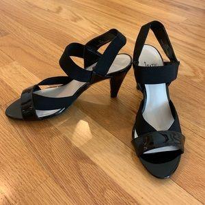 Impo Stretch Black Heels